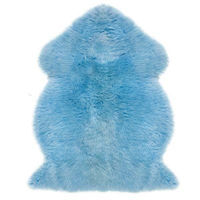 Merino Sheepskin - Baby Blue