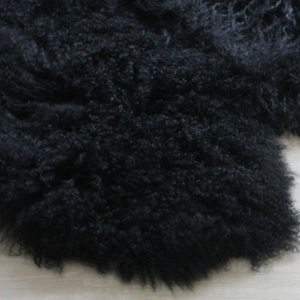 Black Fur Rug For Bedroom Styling Eluxury Home