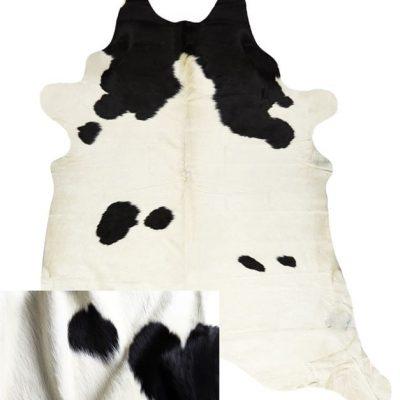 Cowhide Rug - Black & White