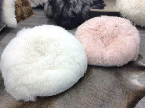 Mongolian Fur Bean Bag - Juniour