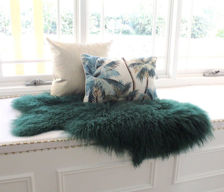 Emerald Green Sheepskin Sheepskin Rugs Australia Eluxury Home