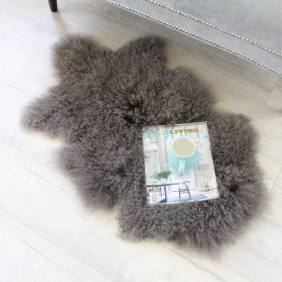 mongolian sheepskin smoke