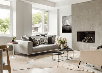 Why style with a cowhide rug?