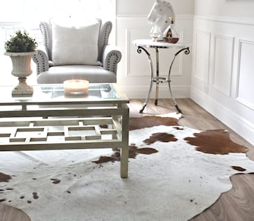 COWHIDE RUG & HOME DECOR