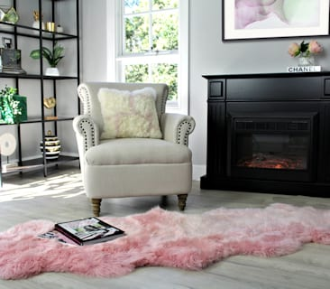 SHEEPSKIN RUGS DOUBLE