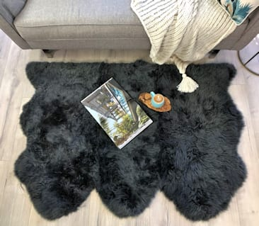 SHEEPSKIN RUGS TRIPLE