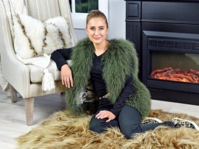 Emily Barbara - designer of eluxury home