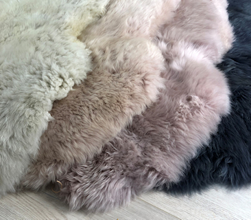 MERINO SHEEPSKIN COLLECTION