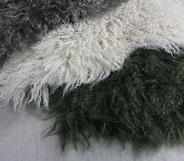 Mongolian Sheepskin Collection