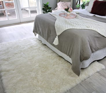 SHORT WOOL RUGS