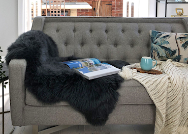Style Guide: Finding the Right Sheepskin Throw