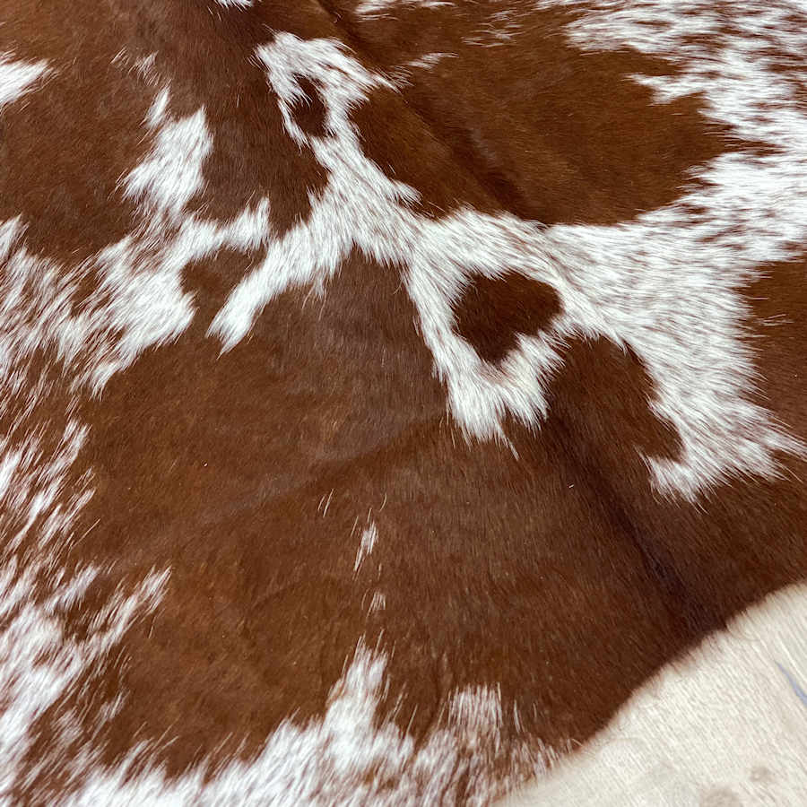brown cowhide rug #26