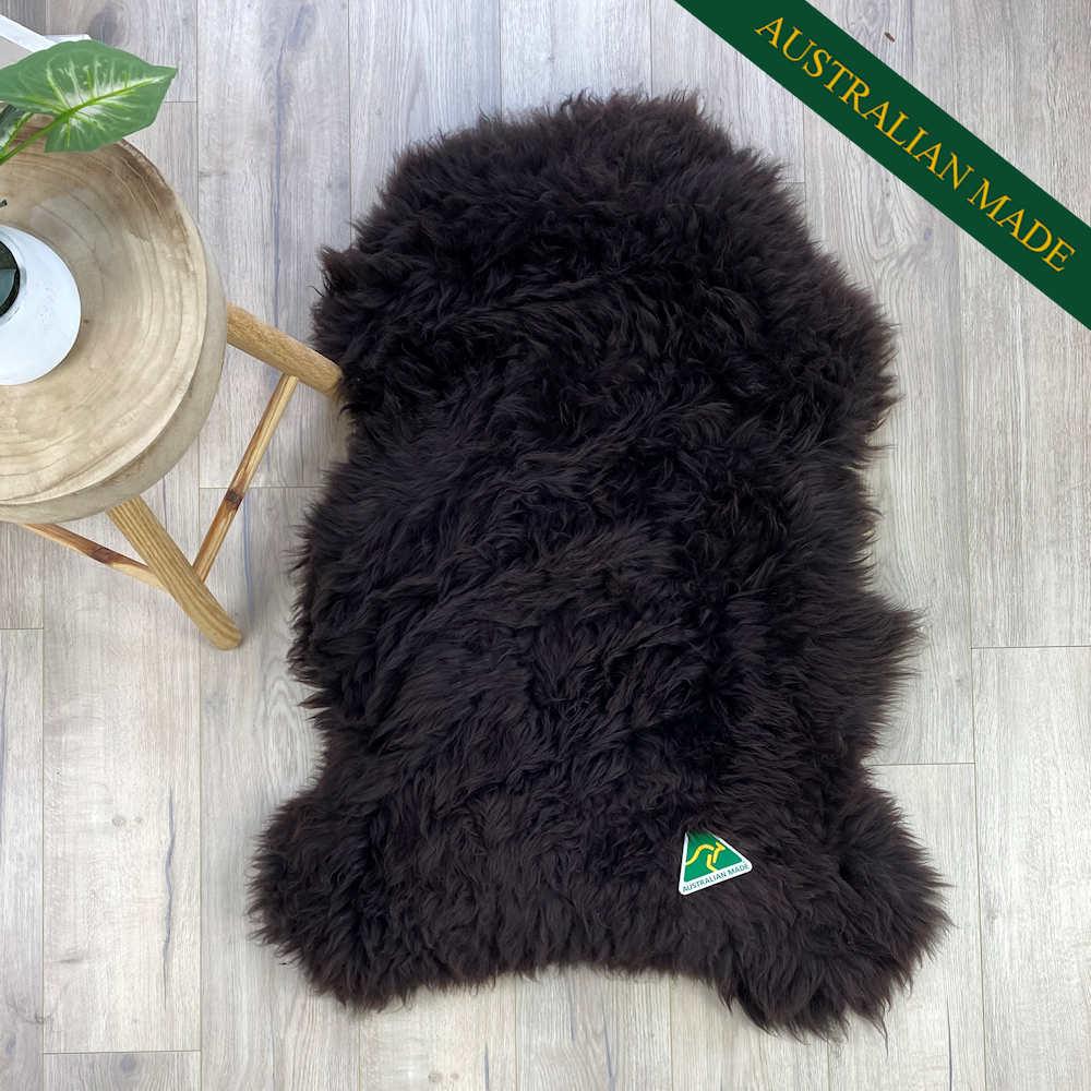 australian-sheepskin-brown-made-in australia
