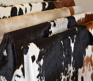 View All Cowhide Rugs