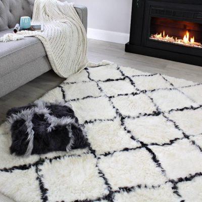 diamond rug Bohemia