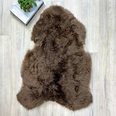 brown sheepskin icelandic chestnut