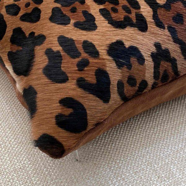 jaguar print cushion-2