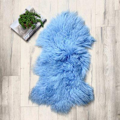 mongolian-sheepskin-Blue-Paradise