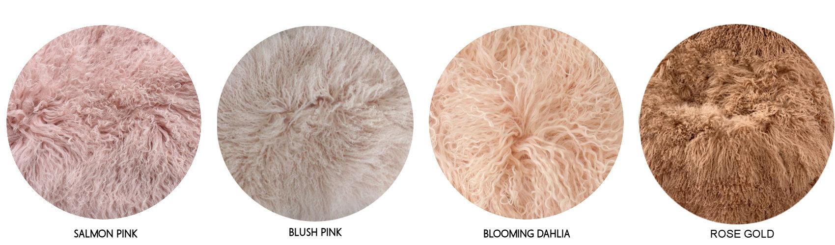 mongolian-sheepskin-pink-colour-chart