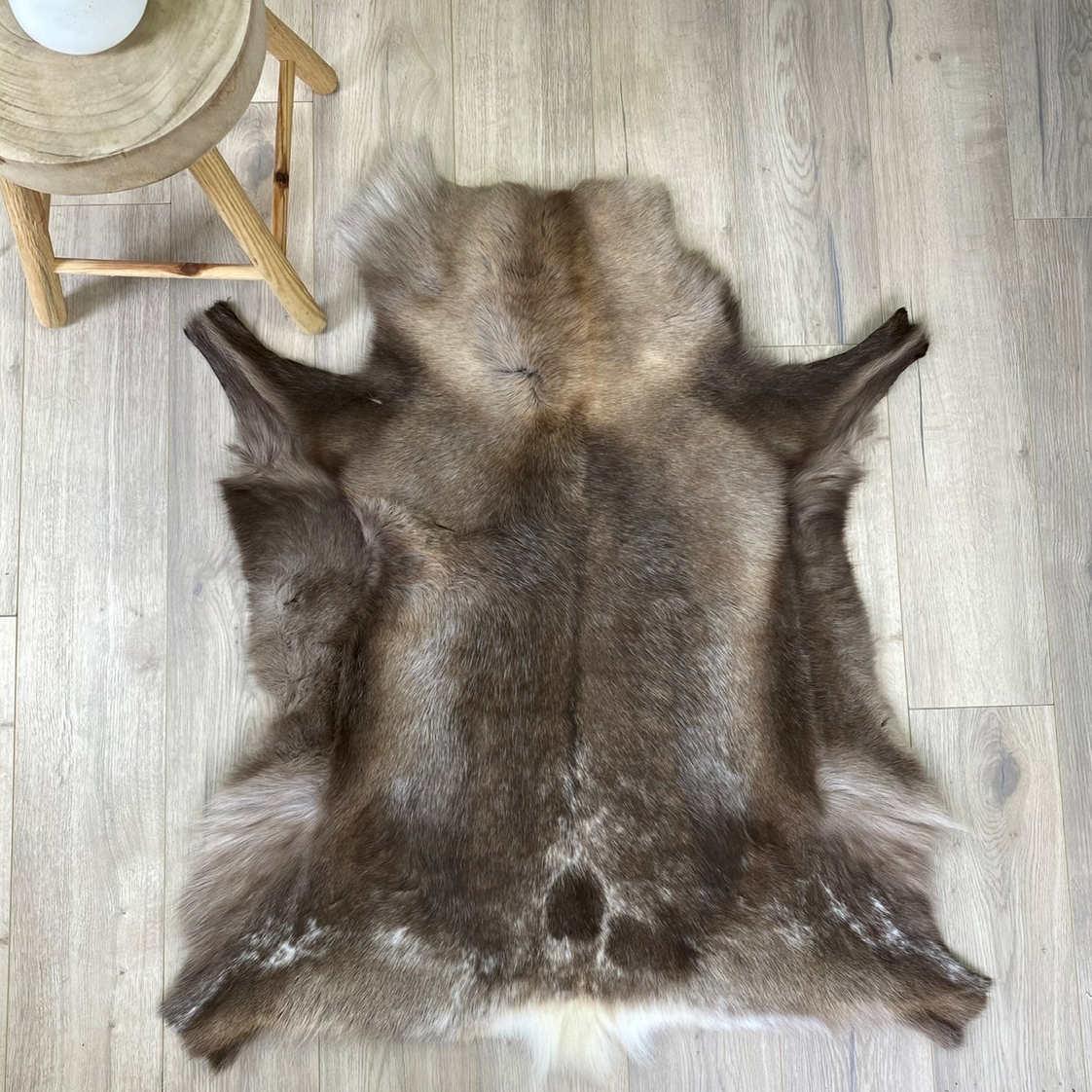reindeer-skin-dark-grey