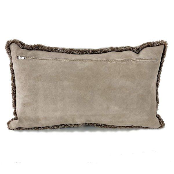 shearling cushion Sahara back