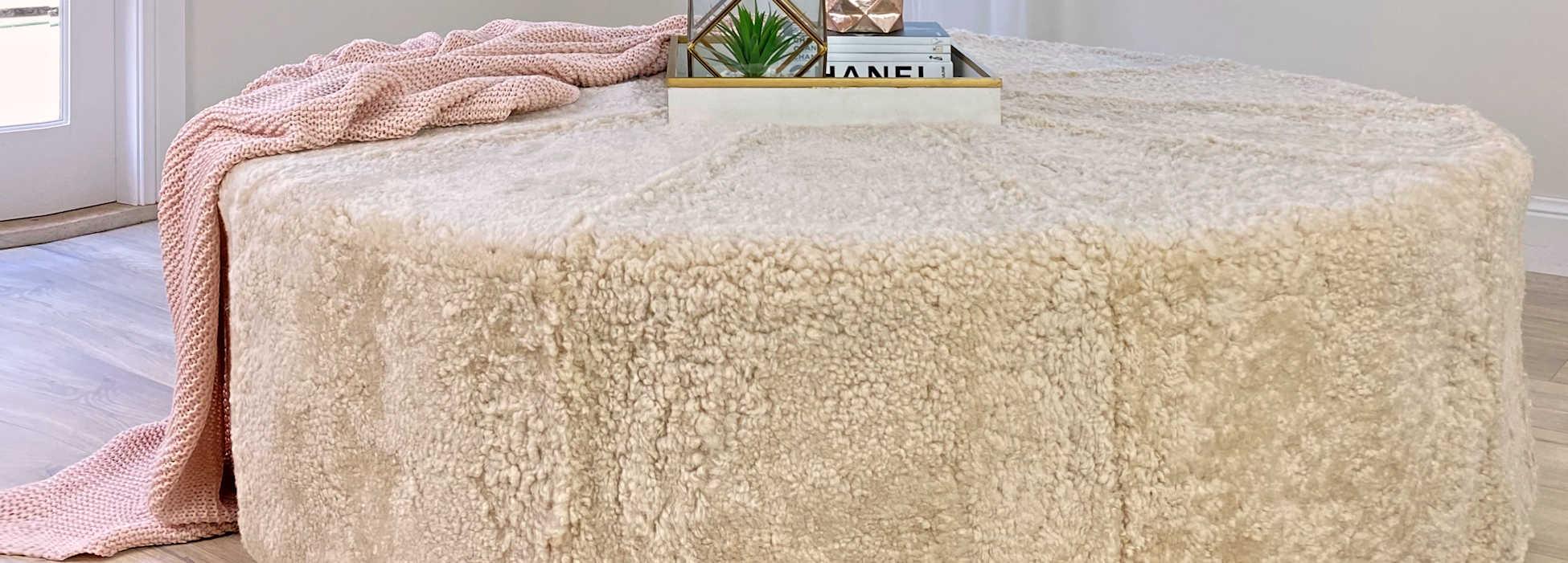 sheepskin rugs australia