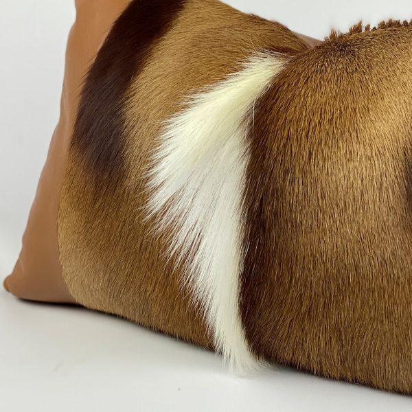 springbok pillow with mohawk