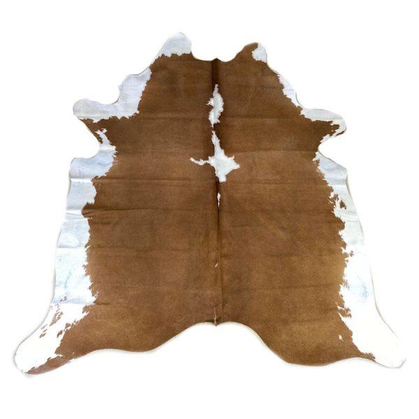 tan-white-cowhide-rug-A102